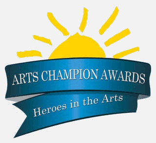 Young Audiences Arts Champion Awards Logo